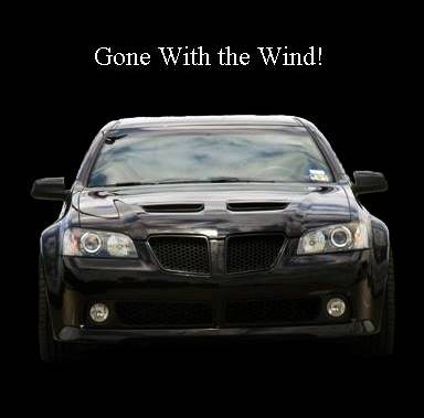 Pontiac G8 GXP repaired by Irishman's Auto Body & Frame in Jupiter Florida